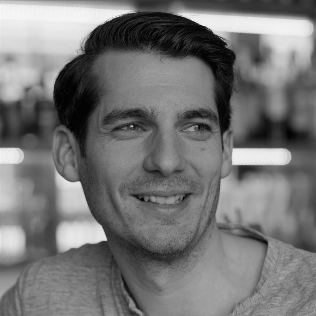 Björn Walther - Entwickler