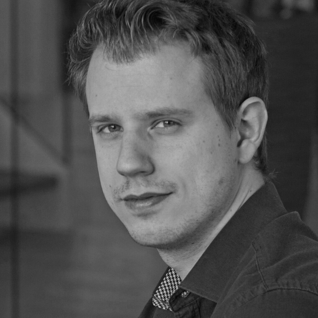Claudio Bernasconi - Entwickler